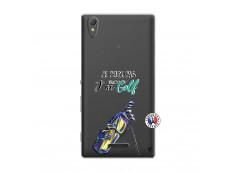 Coque Sony Xperia T3 Je Peux Pas J Ai Golf