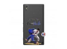 Coque Sony Xperia T3 Je peux pas j'ai Judo