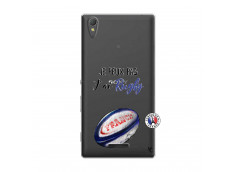 Coque Sony Xperia T3 Je Peux Pas J Ai Rugby