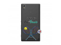 Coque Sony Xperia T3 Je Peux Pas J Ai Tennis