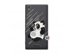 Coque Sony Xperia T3 Panda Impact