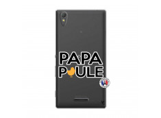 Coque Sony Xperia T3 Papa Poule