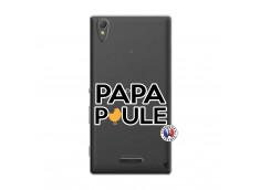 Coque Sony Xperia T3 Papa Poule