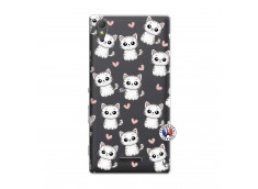Coque Sony Xperia T3 Petits Chats