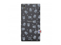 Coque Sony Xperia T3 Petits Hippos