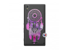 Coque Sony Xperia T3 Purple Dreamcatcher