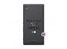 Coque Sony Xperia T3 Rien A Foot Allez Amiens