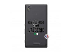 Coque Sony Xperia T3 Rien A Foot Allez L Algerie
