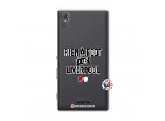 Coque Sony Xperia T3 Rien A Foot Allez Liverpool