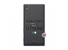 Coque Sony Xperia T3 Rien A Foot Allez St Etienne