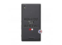 Coque Sony Xperia T3 Rien A Foot Allez Valenciennes