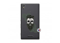 Coque Sony Xperia T3 Skull Hipster