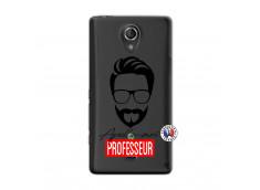 Coque Sony Xperia T Apelle Moi Professeur