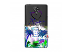 Coque Sony Xperia T I Love Miami