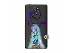 Coque Sony Xperia T I Love New York