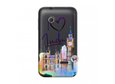Coque Sony Xperia Tipo I Love London