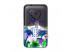 Coque Sony Xperia Tipo I Love Miami