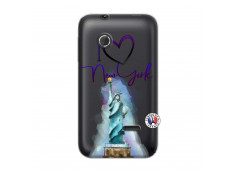 Coque Sony Xperia Tipo I Love New York