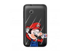 Coque Sony Xperia Tipo Mario Impact