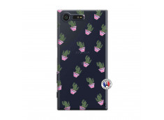 Coque Sony Xperia X Compact Cactus Pattern
