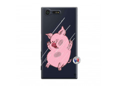 Coque Sony Xperia X Compact Pig Impact