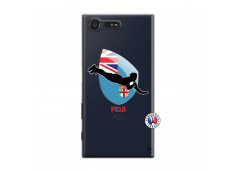 Coque Sony Xperia X Compact Coupe du Monde Rugby Fidji