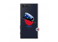 Coque Sony Xperia X Compact Coupe du Monde Rugby-Samoa