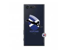 Coque Sony Xperia X Compact Coupe du Monde Rugby-Scotland