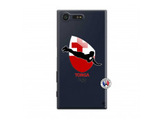 Coque Sony Xperia X Compact Coupe du Monde Rugby-Tonga