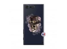 Coque Sony Xperia X Compact Dandy Skull