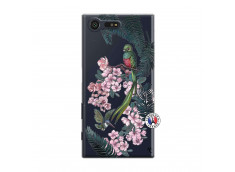 Coque Sony Xperia X Compact Flower Birds