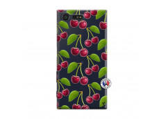 Coque Sony Xperia X Compact oh ma Cherry
