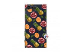Coque Sony Xperia X Compact Fruits de la Passion