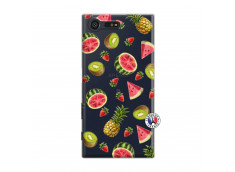 Coque Sony Xperia X Compact Multifruits