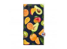 Coque Sony Xperia X Compact Salade de Fruits