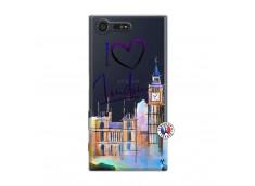 Coque Sony Xperia X Compact I Love London