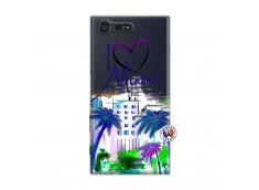 Coque Sony Xperia X Compact I Love Miami
