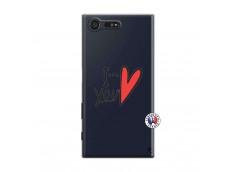 Coque Sony Xperia X Compact I Love You