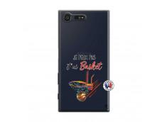 Coque Sony Xperia X Compact Je Peux Pas J Ai Basket