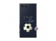 Coque Sony Xperia X Compact Je peux pas j'ai Foot