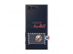 Coque Sony Xperia X Compact Je peux pas j'ai Handball