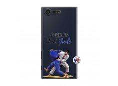 Coque Sony Xperia X Compact Je peux pas j'ai Judo