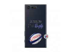 Coque Sony Xperia X Compact Je Peux Pas J Ai Rugby