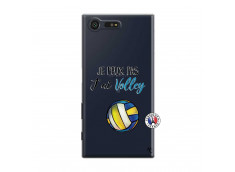 Coque Sony Xperia X Compact Je Peux Pas J Ai Volley