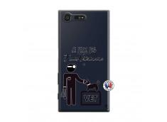 Coque Sony Xperia X Compact Je Peux Pas Je Suis Veterinaire