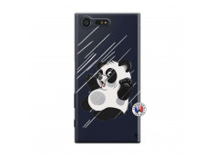 Coque Sony Xperia X Compact Panda Impact