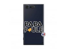 Coque Sony Xperia X Compact Papa Poule
