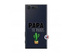 Coque Sony Xperia X Compact Papa Tu Piques