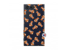 Coque Sony Xperia X Compact Petits Poissons Clown