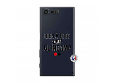 Coque Sony Xperia X Compact Rien A Foot Allez Guingamp